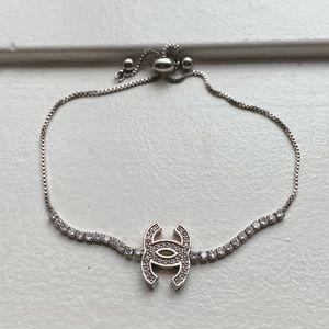 Chanel adjustable bracelet